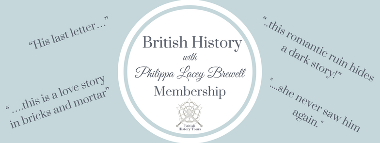 British History with Philippa Lacey Brewell: Membership