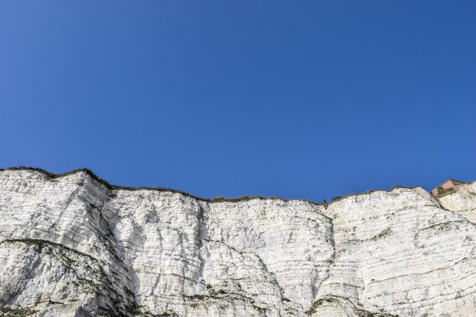 Blue Birds Over the White Cliffs of Dover:  Thoughts of an American Tourist