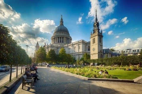 Was Sir Christopher Wren the Steve Jobs of the 17th century?
